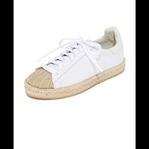 Alexander Wang Rian Leather Sneakers 39